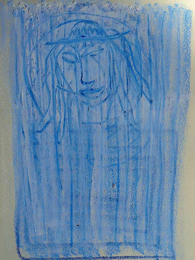 Blauer Zigeuner