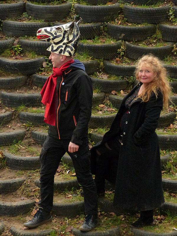 Frohmut Anemone und Krzysztof Burdzy - Märchen